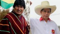 Evo Morales dedicó un sentido mensaje a Pedro Castillo en su cuenta oficial de Facebook.