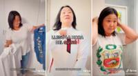 Un video de Keiko Fujimori alistándose para el 'Quino' se ha viralizado en todas las redes sociales.