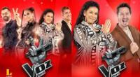 La Voz Perú tuvo su esperado estreno el pasado 16 de junio. ¿Cómo le fue?