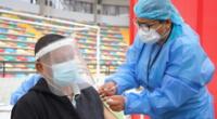 Vacunación de adultos de 60 a 62 años