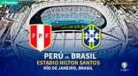 La selección peruana va en busca de sus 3 puntos en la Copa América 2021.