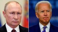 """""""Todos los días matan a alguien en Estados Unidos, incluso a líderes de diferentes organizaciones"""", dijo Joe Biden."""