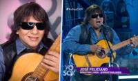 Imitador peruano de José Feliciano logra pasar a semifinales