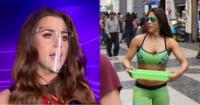 """Ducelia Echevarría molesta con Karen Dejo: """"Ya aprendí quien eres"""""""