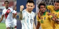 La Copa América también reúne los mejores apodos del continente