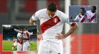 Paolo Guerrero, capitán de la selección peruana, fue noticia en las redes sociales.