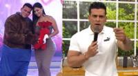 Christian Domínguez más enamorado que nunca de Pamela Franco.