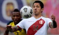 Gianluca Lapadula disputará su primera Copa América a sus 31 años. Foto: AFP