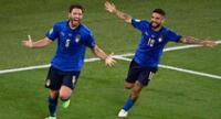 Italia sumó ante Suiza su segunda victoria y clasificó a los octavos de final de la Eurocopa 2020.