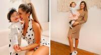 Korina Rivadeneira cómo cambió su vida tras convertirse en mamá.