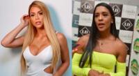 La modelo Rocío Miranda cree que Sheyla Rojas ya exageró con su cuerpo.