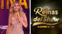 Gisela Valcárcel comunica el regreso de Reinas del Show.