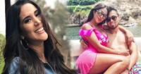 Melissa Paredes revela que su esposo Rodrigo Cuba le ha dicho que haga de mala: 'Porque me sale natural'