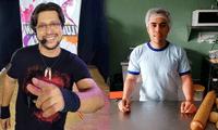 Luis Gavilán y Kleiver Carvajal, dos padres que no se detuvieron y salieron adelante en medio de la pandemia por la COVID-19