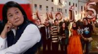 No al golpe fujimorista: Estás personalidades peruanas asistieron a la marcha