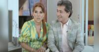 Magaly Medina se mostró sorprendida al encontrar una cuenta de su esposo Alfredo Zambrano en Instagram y recordó que no utiliza redes sociales.