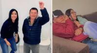 Tula Rodríguez molesta a su papá mientras ve televisión y él reacciona: