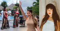 La Uchulú, Melody y Linda Caba se volvieron a juntar en concierto de Explosión de Iquitos