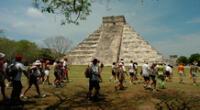 En México se encuentra Chichen Itza.