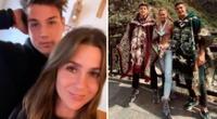 Ducelia Echevarría se muestra enamoradísima en sus redes sociales.