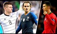 Un repaso de las selecciones candidatas a ganar la EURO 2021.