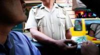Tres policías fueron condenados por exigir una coima a un detenido en Carabayllo