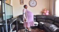 El polémico caso de la mujer sudafricana dio la vuelta al mundo.
