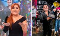 Magaly Medina cuestiona que Gisela Valcárcel haya invitado a Josimar.