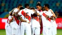 Ecuador superó a Perú en los 45 minutos iniciales en la Copa América 2021