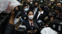 El último lunes, el Poder Judicial rechazó el pedido de prisión preventiva que presentaron contra Keiko Fujimori.