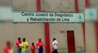 Internan a dos menores de edad al centro de Rehabilitación ex Maranguita