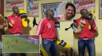 Cuto Guadalupe tuvo singular reacción al gol de Gianluca Lapadula en el Perú vs Ecuador por la Copa América 2021.