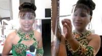 Laurita Pacheco celebra el Día del Campesino en EBT.