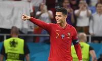Cristiano es el goleador de Europa.