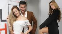 Jean Paul Santa María llena de elegíos a su esposa en Instagram.