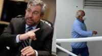 Piero Corvetto, presidente de la ONPE, denuncia que fue agredido