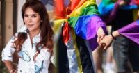 """Magaly Medina tras marcha LGTB: """"Por un mundo donde el amor no se esconda en un armario"""""""