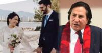 Zaraí Toledo: Hija de Alejandro Toledo se casa en Canadá