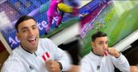 """Said Palao tras partido Perú con Venezuela: """"Estoy ansioso de verte dejarlo todo en la cancha"""""""