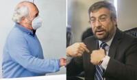 Piero Corvetto denunció agresión en sus redes sociales.