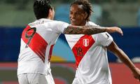 ¿Perú vs. Chile en cuartos de final? Estos serían los rivales de la Selección Peruana en Copa América 2021