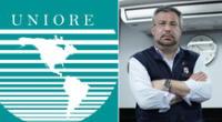 UNIORE rechaza agresión contra Piero Corvetto.