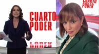 Melissa Peschiera reemplaza a Mávila Huertas y explica por qué está ausente.