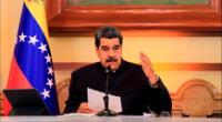 """""""Así que Venezuela dará el resultado más rápido que las elecciones en Perú"""", dijo Nicolás Maduro."""