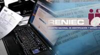 Conoce AQUÍ cómo solicitar cita en Reniec y cómo realizar el duplicado y renovación del DNI