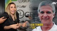 Juliana Oxenford arremete contra presidente del Club de Regatas Lima.