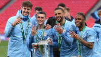City es el segundo equipo que aporta más jugadores en los cuartos de final.