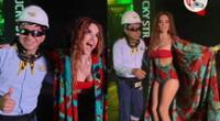Melody desmiente a 'Ingeniero bailarín' y comparte más fotos con él