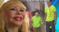 Nieto de Susy Diaz la rompe en concurso de tiktok
