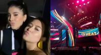 Las peruanas Yahaira Plasencia y Amy Gutiérrez están nominadas a los Premios Heat 2021, y también se presentarán en vivo por primera vez.